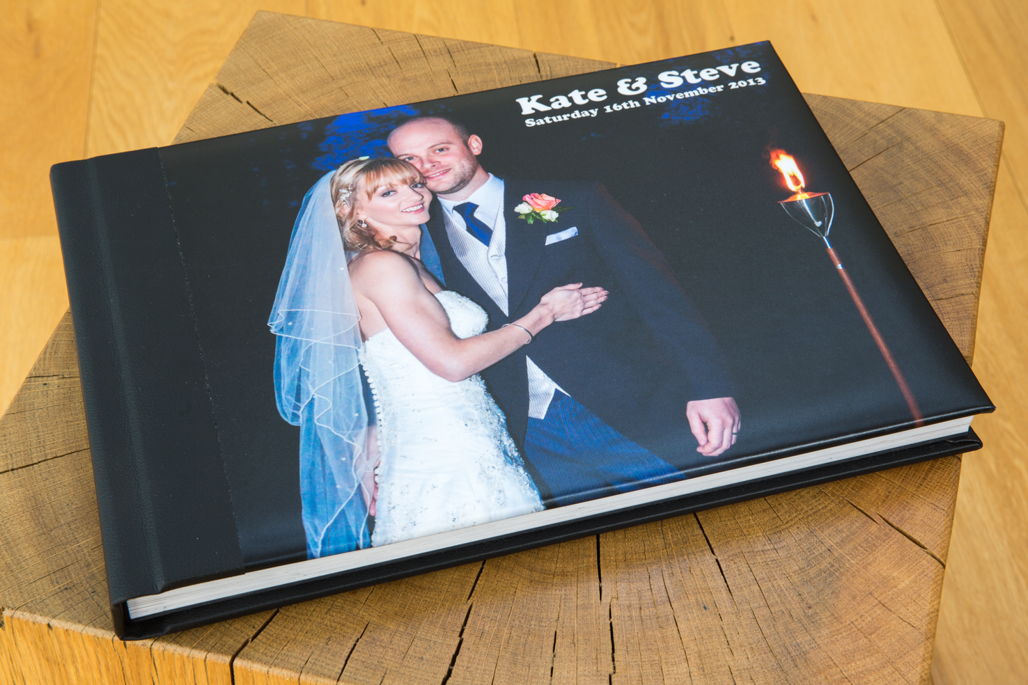 Hertfordshire Wedding Albums